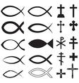 fish and cross