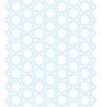 abstract hexagonal pattern vector image vector image