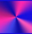 purple conical gradient vector image vector image