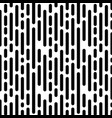 seamless pattern with vertical black lines vector image vector image