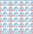 simple rainbow seamless repeat pattern vector image