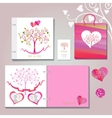 wedding book vector image