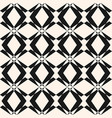 monochrome seamless pattern in asian style vector image vector image
