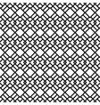 seamless pattern with rhombus shapes vector image vector image