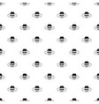 book shop pattern seamless vector image