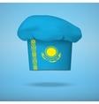 Kazakhstan national cuisine vector image vector image