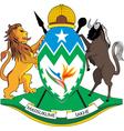 Kwazulunatal Province vector image vector image