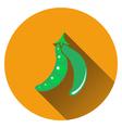 Pea icon vector image vector image