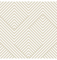 seamless lines pattern subtle modern texture vector image vector image
