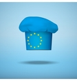 European national cuisine vector image vector image