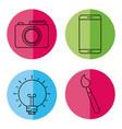 creative process design vector image vector image