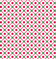 small nordic seamless geometric vector image vector image