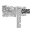 where can i buy cars for as little as text word vector image vector image