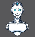 artificial intelligence good vector image