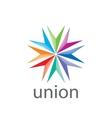 logo union vector image vector image