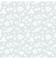 Sweet Light Valentine Pattern vector image