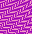 Abstract violet line wave background vector image