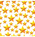 star background pattern vector image vector image