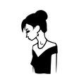 women fashion vector image