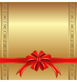 background gift vector image vector image