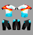 Sports low poly colors t-shirt