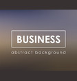 strict business background template vector image vector image