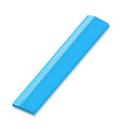isolated of ruler - vector image