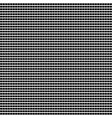 repeatable geometric pattern monochrome abstract vector image vector image