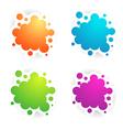 Colors Copyspace Designs vector image