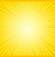 comic bright sunny background vector image