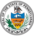 Pennsylvania seal vector | Price: 1 Credit (USD $1)