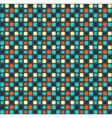 Seamless bright mosaic abstract pattern vector image vector image