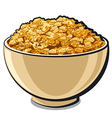 Tasty cornflakes vector | Price: 1 Credit (USD $1)
