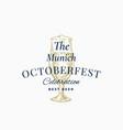 Munich octoberfest celebration best beer abstract
