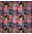 Triangle Background Pattern Texture vector image vector image