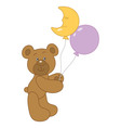 Baby Bear vector image