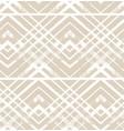geometric striped ornament pastel seamless vector image