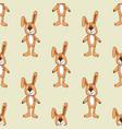 cute bunny pattern background seamless