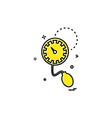 traffic icon design vector image