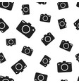 camera seamless pattern background business flat vector image vector image