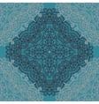 Carpet Mandala Print vector image vector image
