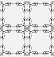vintage retro pattern vector image