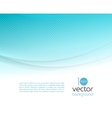 Abstract color template background vector image vector image