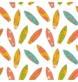 Surfing pattern vector image