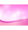Abstract background pink curve and layed element vector image