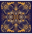 Ornamental Paisley pattern vector image