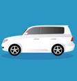 off-road vehicle car body type vector image vector image