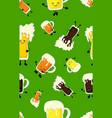 background green mug background for german vector image vector image