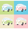Camper van multiple vector | Price: 1 Credit (USD $1)