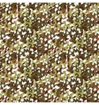 Camouflage net camoflage scrim seamless pattern vector image
